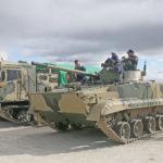 Курганмашзавод представил БМП-3 и ТМ-140  на Всероссийских соревнованиях Сбербанка